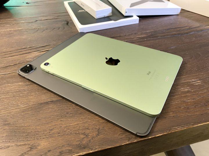 iPad Air Vergleich iPad Pro