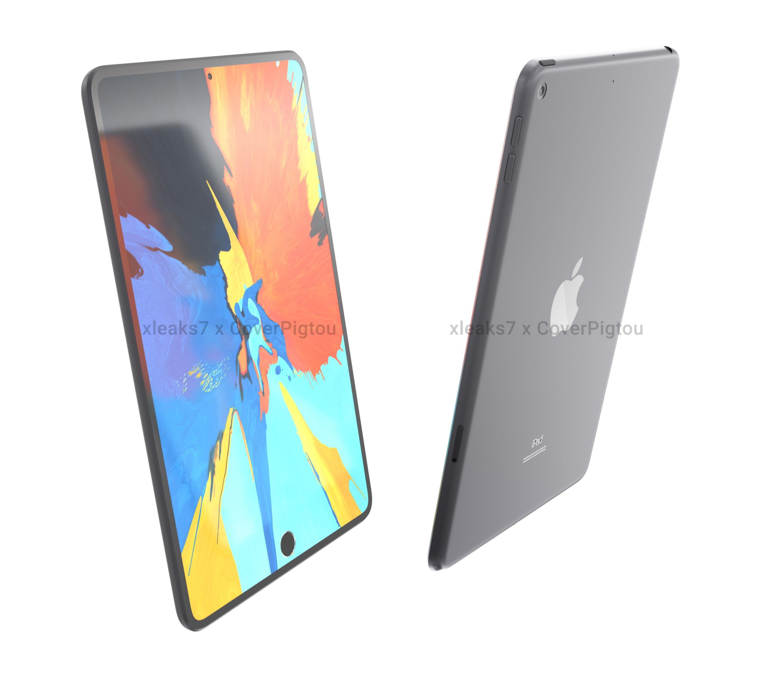 Radikal anders Sieht so das neue iPad Mini aus – Daskannwas.ch